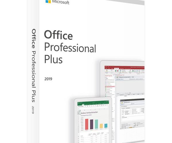 Microsoft Office Professional Plus 2019 - [DIGITAL LICENCE]